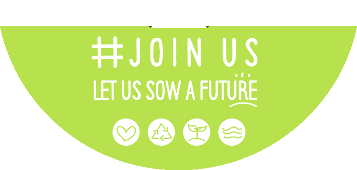 Join us let us sow a future
